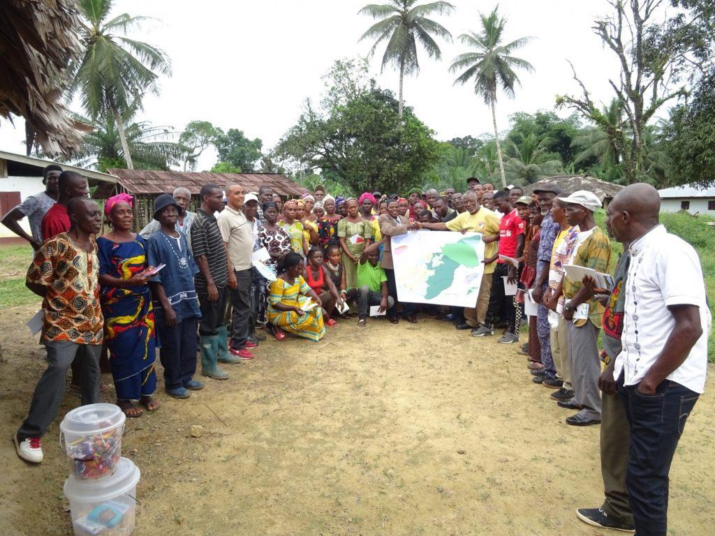 Kpanyan Land use plan is validated in Numopoh, Sinoe County