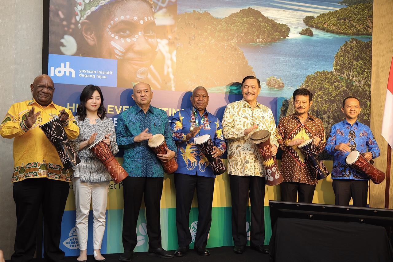 Papua High Level Meeting